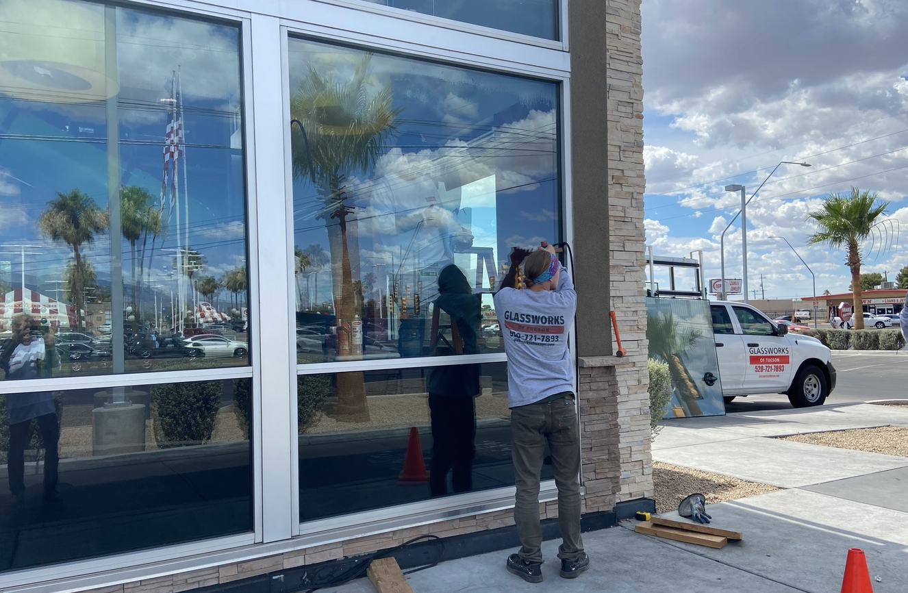 Glassworks of Tucson Call Us Today