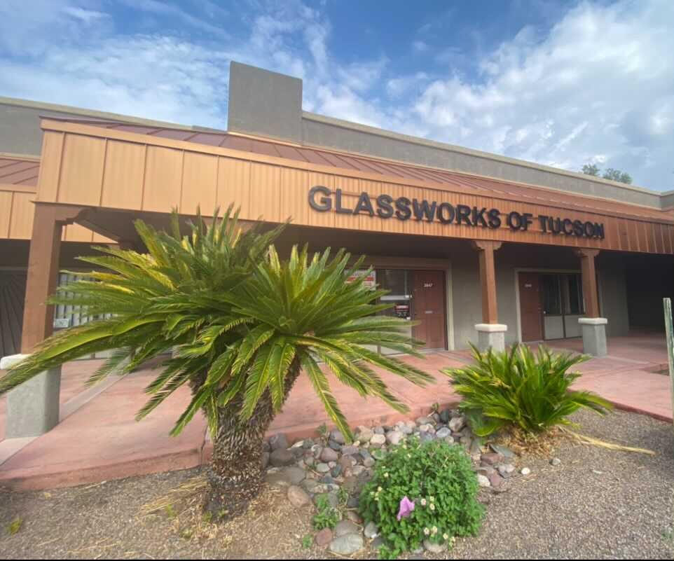Glassworks of Tucson off Oracle Rd
