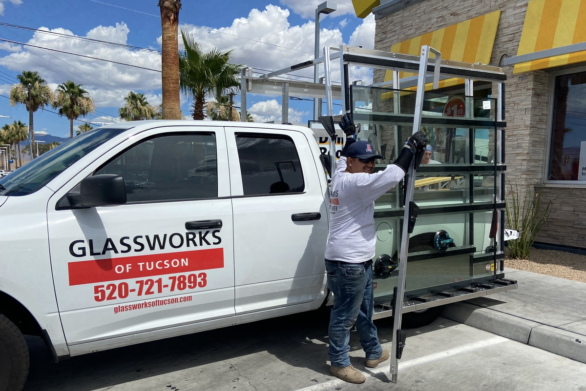 Glassworks of Tucson Commercial Services
